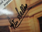 Sellers, Peter The Best Of Sellers 1973 LP Signed Autograph Auntie Rotter Import