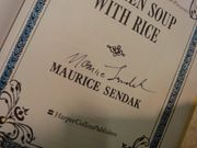 Sendak, Maurice Chicken Soup With Rice 1962 Book Signed Autograph Illustrated