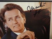 Sheen, Martin  Color Photo Signed Autograph