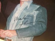 Sheen, Martin Photo Signed Autograph Apocalypse Now The West Wing
