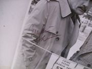 Sheen, Martin Photo Signed Autograph Out Of The Darkness 1985