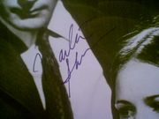 Sheen, Martin  & Sally Field  1971 Photo MongoS Back In Town Signed Autograph