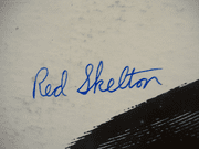 Skelton, Red (Liberty - 7425) Conducts Signed Autograph LP.