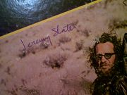 Slate, Jeremy HellS Angels 69 LP Signed Autograph  Color Photos Motorcyles