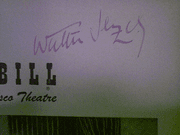 Slezak, Walter  My 3 Three Angels 1953 Playbill Signed Autograph Cover Photo