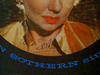 Sothern, Ann LP Signed Autograph Sothern Exposure 1959