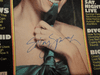 Spacek, Sissy Circus Magazine Signed Autographed 1977