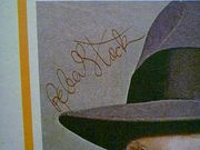 Stack, Robert  1960S Color Photo The Untouchables Signed Autograph