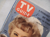 Stanwyck, Barbara TV Guide Signed Autograph Jan 21 1961