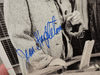 "Stapleton, Jean  and Rob Reiner ""All In The Family"" 1975 Photos Signed Autograph With Byline Television Scene"