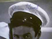 Stewart, Jimmy James  Photo Signed Autograph Born To Dance