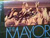 "Stokes, Carl B.  ""The Mayor And The People"" Sealed Jazz LP 1960'S Signed Autograph"