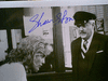 "Stone, Sharon 1986 Photo ""Mr. & Mrs. Ryan"" Signed Autograph With Byline"