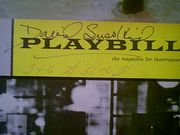 Susskind, David  Kelly 1964 Playbill Signed Autograph