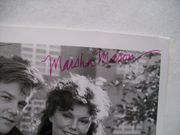 Sutherland, Kiefer Marsha Mason Photo Signed Autograph Trapped In Silence 1986