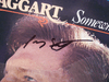 Swaggart, Jimmy LP Signed Autograph Sealed Somewhere Listenin 1978