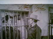 Taylor, Robert  Billy The Kid 1941 Photo Signed Autograph Movie Scene