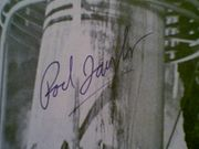 Taylor, Rod  Time Machine Movie Scene Photo Signed Autograph