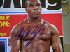 """Tyson, Mike  """"World Boxing"""" Magazine 1987 Signed Autograph Color Cover Photo Boxing"""