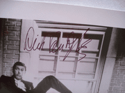 Van Dyke, Dick Photo Signed Autograph Never A Dull Moment 1968