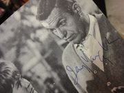 Van Dyke, Jerry  Television Scene Photo Signed Autograph