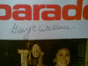 "Wallace, Governor George  ""Parade Magazine"" 1975 Signed Autograph Color Cover Photo"