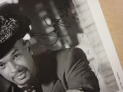 Wayans, Damon Publicity Photo 1990 Signed Autograph In Living Color