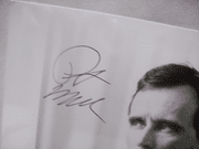 Weller, Peter Photo Signed Autograph The New Age 1994