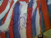 White, Slappy  The First Negro Vice President 1970S Signed Autograph