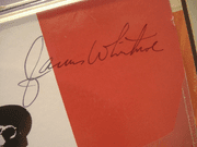 Whitmore, James LP Signed Autograph Sealed Give Em Hell Harry!