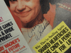 Williams, Cindy and Penny Marshall Laverne and Shirley TV Radio Mirror Magazine June 1977 Signed Autograph Color Cover Photo