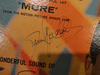 "Williams, Danny  ""The Exciting"" 1963 LP Signed Autograph ""More"""