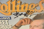 Willis, Bruce  Rolling Stone Magazine Signed Autographed Issue 470 March 1986