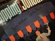 Winters, Jonathan Whistle Stopping 1964 LP Signed Autograph Maude Frickert