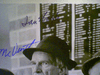 """Wolfe, Ian  & Ruth Mcdevitt """"Homebodies"""" 1974 Photo Signed Autograph Set Of 7 Photos Movie Scenes"""