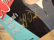 Wood, Elijah  Hollywoods Hottest Rising Star 1999 Book Signed Autograph Color Photos