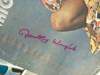 Wright, Betty LP Signed Autograph Danger High Voltage!