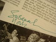 York, Susannah Red Buttons Jane Fonda LP Signed Autograph They Shoot Horses DonT They?