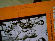 York, Susannah  William Holden Capucine The Seventh Dawn 1964 Sheet Music Signed Autograph