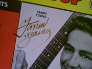 Young, Faron  Country Song Roundup Magazine 1954 Signed Autograph Cover Photo