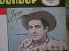 Young, Faron Country Song Roundup Magazine 1956 Signed Autograph Cover Photo