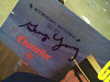 """Young, George  """"The Veryest!"""" LP Signed Autograph Chancellor"""