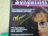 Zevon, Warren Songwriter Magazine 1981 Signed Autograph Color Cover Photo