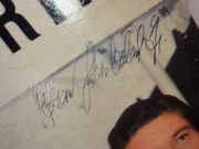 Zimbalist, Jr., Efrem Roger Smith Edd Byrnes Music From 77 Sunset Strip 1959 LP Signed Autograph Color Cover Photos