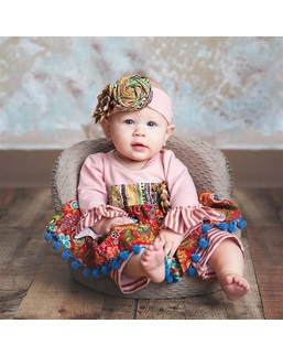 Baby Girl Clothing (0-24 Mos)