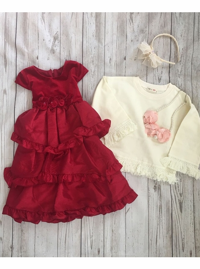 Deal of the Day 3 Piece Holiday Set SIZE 6