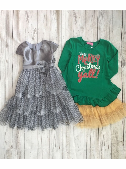 Deal of the Day Holiday Three Piece Steal  SIZE 6