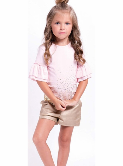 Imoga Gale Gold Shorts PREORDER
