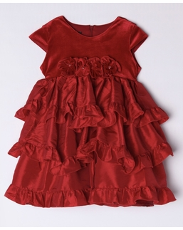 Isobella & Chloe Holiday Peppermint Dress SIZE 6 & 6X