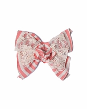 Isobella & Chloe Strawberry Creme Hard Head Band